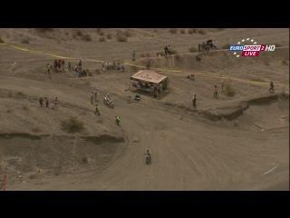 Дакар 2013. Этап 11 - Live [EuroSport HD]