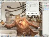 Техники компьютерной иллюстрации 07