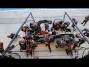 Как команда Lotus меняет колёса на пит-стопе (6 sec)