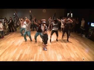 FM 2013 - CL - The Baddest Female (4-ый танец) [отзеркалено]