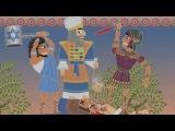 Милый мультфильм об истории религии.