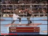 Майк Тайсон - Леннокс Льюис 55 (1) Mike Tyson vs Lennox Lewis