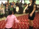 Казахская свадьба. Танцоры