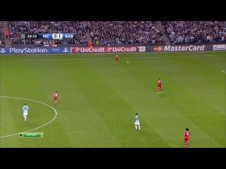 Манчестер Сити - Бавария Мюнхен (1 тайм) НТВ+ Футбол
