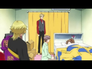 Brothers Conflict 01 [Озвучили Manaoki-kun и Mika-chan] Конфликт братьев 1 серия [vk]