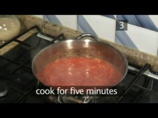 Lasanha com tomate espinafre e ricota