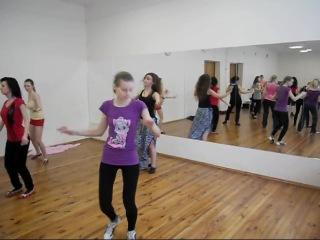 мастер-классы ко Дню Святого Валентина от сити-дэнс. Арабский танец