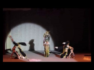 Шаманский танец