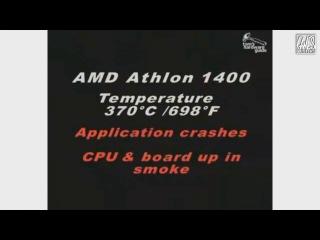 16 бит тому назад - Intel VS AMD часть третья- Athlon. Выпуск 19