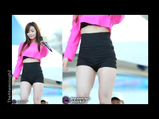 [PERF] Sunny Days - Don't Touch Me @ fancam by pharkil (Soo Jung focus)