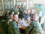 Хабаровский край В/ч 34091 9 рота Князе - Волконское-1