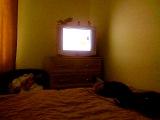 ася и телевизор