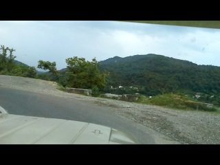 Экскурсия в горах 2013