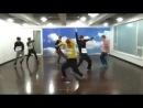EXO - WOLF mirrored dance practice
