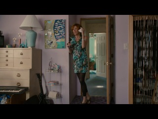 "Annette Bening, Kristen Wiig, and Darren Criss in ""Girl Most Likely"