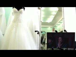 Необычное предложение руки и сердца в кинотеатре в Новороссийске 20.11.2012....
