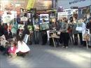 Антимеховой марш в г.Волгограде