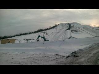 кивиыли лыжная трасса