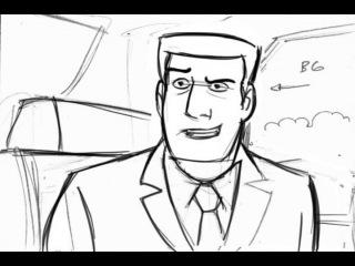 The Venture Bros. / Братья Вентура - Сезон 2 - Удалённые сцены / Deleted Scenes