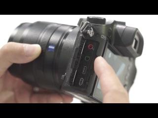 Sony представила A7 и A7R: первые полнокадровые беззеркальные системные камеры