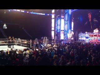 [CM Punk - Fan Community]-WWE Smackdown запись 10.12.2013  объявление СМ Панка Щиту перед TLC