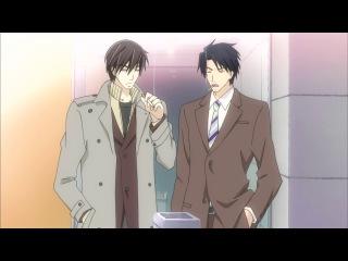 Sekai-ichi Hatsukoi / Лучшая в мире первая любовь 1 сезон 3 серия [E-Rotic & ZENDOS]