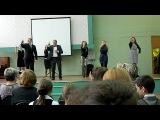 Barbara Streisand & Ai Se Eu Te Pego dance в исполнении учителей 10 школы)