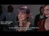 Показ Diane Von Furstenberg в рамках Mercedes-Benz Fashion Week Spring 2014, Нью-Йорк (8 сентября 2013)