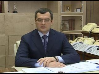 Обращение министра МВД Захарченко в связи с гибелью капитана ВВ по имени Дмитрий Донец #Евромайдан
