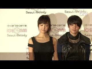 130328 sm artists @ 10 corso como seoul melody launching party