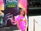 at the 'Charlie and the Chocolate Factory' Premiere at Grauman's Chinese Theatre in Hollywood, California on July 10