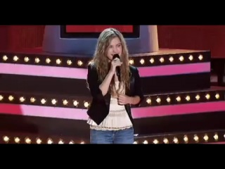 The Voice Australia Rachael Leahcar Sings La Vie En Rose