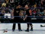 WWF SmackDown! 29.03.2001 - Мировой Рестлинг на канале СТС / Всеволод Кузнецов и Александр Новиков