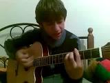 ►۩ Нохчи [95] Чечня [Кавказ] - Чеченец красиво поёт в память о погибшем друге Юсупе. Песня - Накъост ۩◄