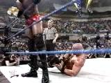 WWF SmackDown! 24.01.2002 - Мировой Рестлинг на канале СТС / Всеволод Кузнецов и Александр Новиков