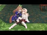 Альтернативная игра богов / Choujigen Game Neptune The Animation 4 серия (Японская анимация)
