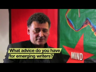 Writersroom interviews... Steven Moffat