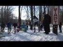 Старт на 5 км)))