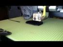 Печать головы робота из Lego Hero Factory на 3D принтере