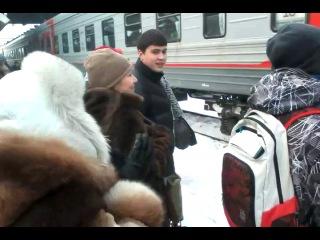 Иларион Калачев: Дембель!!!27.11.2012. Возвращение домой!!!!
