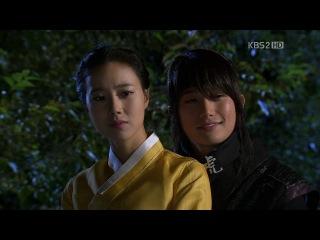 Возлюбленный принцессы /Gongjooeui Namja – серия 21