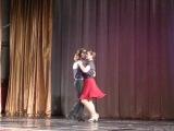 Открытый Кубок России по танцам в стиле свинг Бальбоа дебют.. 24.11.2012