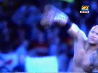 Wrestlemania XXVlll: The Rock vs John Cena promo - Once in a life time - (Latino)