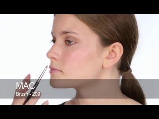 Очаровательный макияж в стиле Джессики Бил от мирового топ-визажиста Лизы Элдридж.
