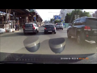 ДТП 10.06.2013 Мичуринский пр-т | ДТП авария
