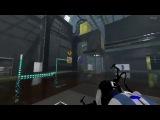 Portal 2 Co-op (с Татьяной) - серия 10