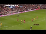 Second goal Arshavin vs Liverpool