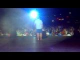Dj Bush b2b Dj Non Stop Феодосия 2013 (2)
