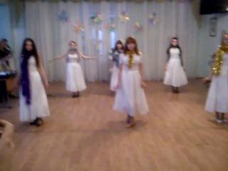танец снежинок(1) 10 класс.
