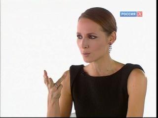 Александр Збруев в пр Белая студия на канале Культура. 20 апреля 2013 г.